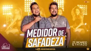 Zé Ricardo e Thiago Medidor de Safadeza HIT VERÃO 2017 audio