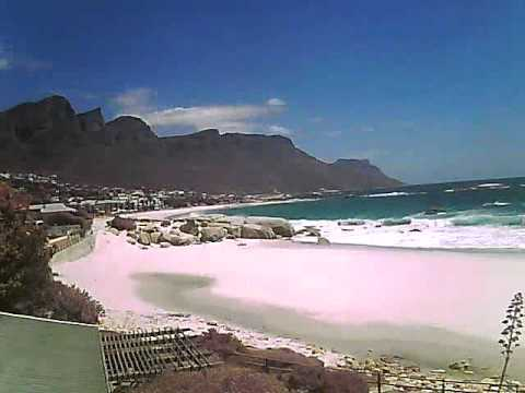 Timelapse Video – Glen Beach & Camps Bay – 14/01/2011