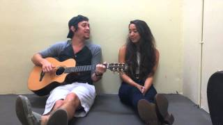 Little Do You Know - Stairwell Sessions with Alex & Sierra