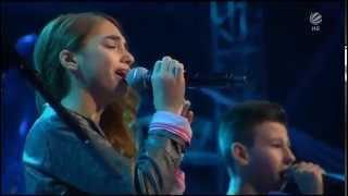 Noah-Levi vs. Luna vs. Michele | Crazy in Love | The Battles | The Voice Kids Germany | 27.03.2015