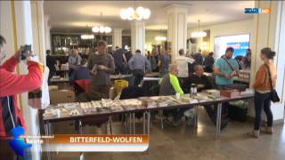 Mosaikbörse2015 MDR SachsenAnhaltHeute 14 11 2015