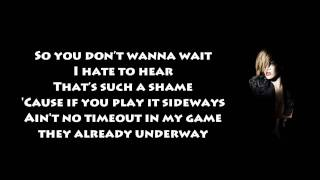 Rihanna - Wait Your Turn (The Wait is Over) Lyrics Video HD