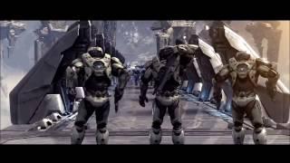 Sabaton The Last Stand (Music Video) Halo Wars