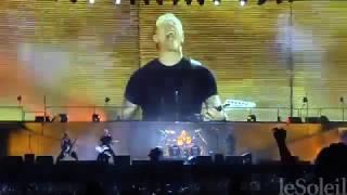 Metallica au Festival d'été de Québec (2011)