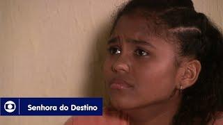 Senhora do Destino: capítulo 165 da novela, quarta, 1º de novembro, na Globo