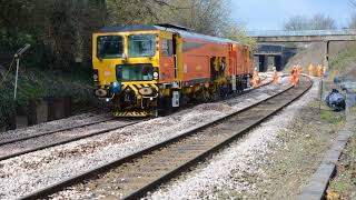 Stobart Rail - Walsall to Rugeley Electrification width=