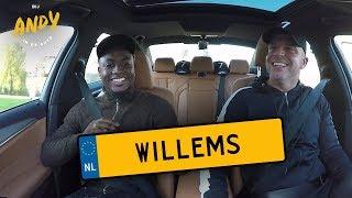 Jetro Willems -  Bij Andy in de auto