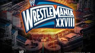 WWE Wrestlemania 28  Theme Song - Wild Ones by Flo Rida.wmv