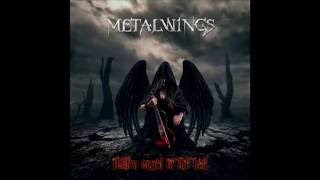 "METALWINGS EP ""Fallen Angel in the Hell"" OUT ON 12th MAY"