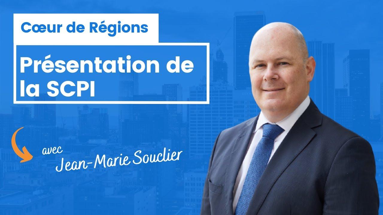 Cœur de Régions en 1 min  - Jean-Marie Souclier