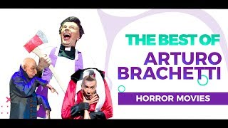 The Best Of Arturo Brachetti - Horror Movies  (quick change performance, 2010, ITA sub Eng)