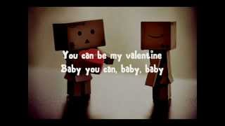 Jackie Boyz - Be My Valentine (Lyrics)