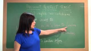 Inglês - Aula 05 -  Present Perfect Tense: O Inglês no cotidiano
