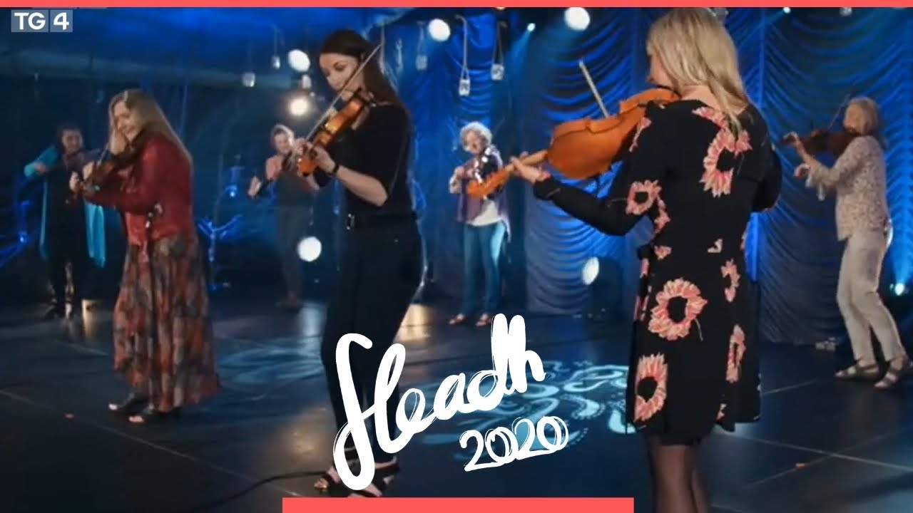 The Sí Fiddlers – Fleadh 2020