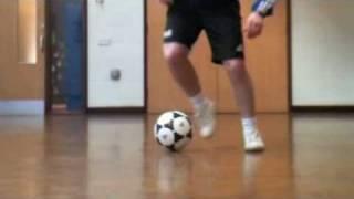 Learn Ronaldo Robinho Ronaldinho Scissors Turn Pedalada - Soccer Football Skills Tricks