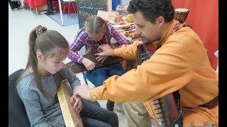! Мастер-класс по игре на гуслях для детей . Раскрытие таланта на мастер-классе Кирилла Богомилова.