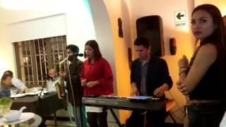 Nunca Podrán - Los Embajadores Criollos (Saxo Alto) Renatto Figueroa