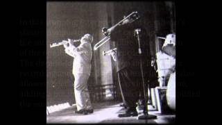 Summertime - Sidney Bechet with Pierre Braslavsky and his Orchestra