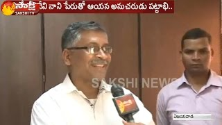 RTA Commissioner Bala Subramanyam Responses on MLA Bonda Uma Comments