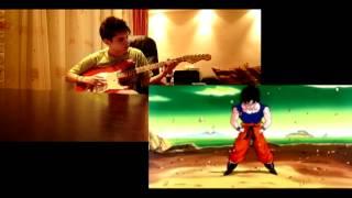 DBZ-Super Saiyan Transformation Theme cover