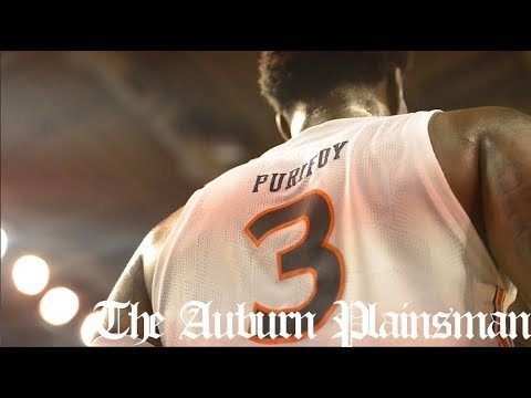 Auburn men's basketball defeats Georgia Southern in the season opener on November 5, 2019, in Auburn AL.  Shot and Edited by Cameron Brasher: Video Editor.
