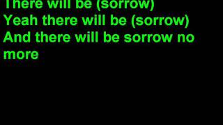 Bad religion-Sorrow lyrics