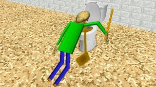Funny moments in Baldi's Basics Animation    Experiments with Baldi Episode 04