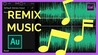 Magically remix your music to be any length!  Adobe Audition CC Tutorial