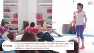 Curso STOTT PILATES® Suelo. Intensive Mat-Plus Program.