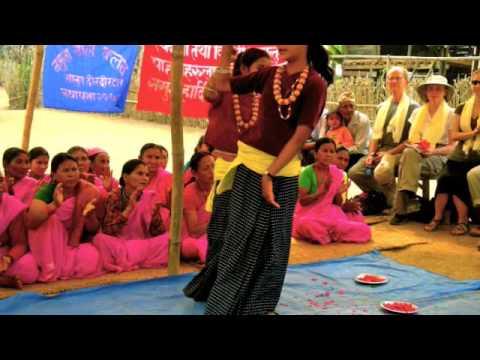 NEPAL Heifer Village Tour