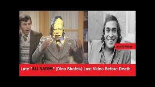Ali Nadim Last Video Beofre Death - Mind Your Language