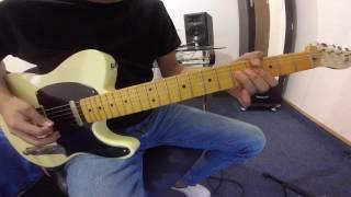 Eres Mi Salvador - Cover Solo de Guitarra -Aliento (Feat. Marco Barrientos y David Reyes)