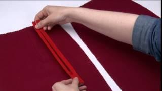 SINGER® Invisible Zipper Presser Foot Tutorial