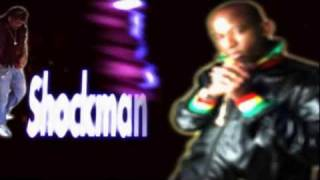 SHOCKMAN - REDLIGHT GIRL Only 18+( botle party Riddim)
