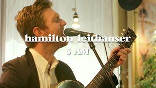 Hamilton Leithauser - 5 AM (Live @ LUNA music)