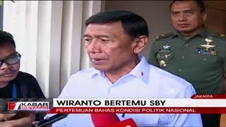Ini Penjelasan Wiranto Usai Bertemu SBY