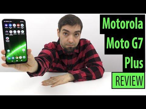 Motorola Moto G7 Plus Review în Limba Română