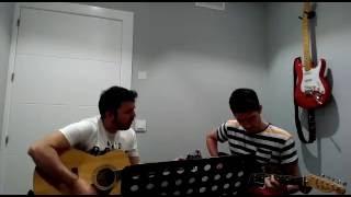 TheGodfathers - Vidas cruzadas (cover Quique González)