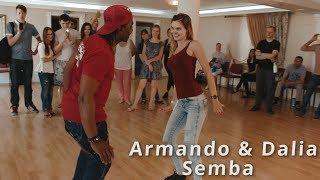 Armando Paixão & Dalia/Semba/Klaipėda