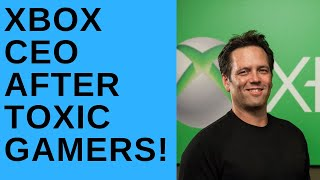 XBOX CEO Phil Spencer Wants To Be Your Dad! He's Coming For