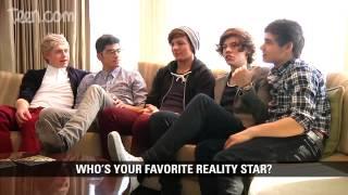 Legendado: One Direction fala sobre suas coisas favoritas - Teen.com