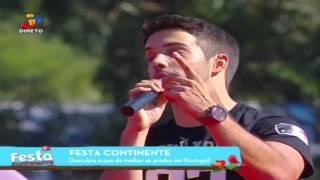 Eu Fui - Ricardo Fonseca (TV - Concerto Tony Carreira / Continente - Porto)