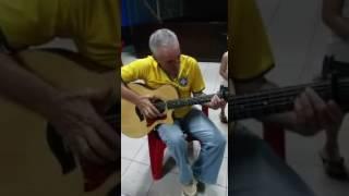 Música do assobio ( Faroeste )