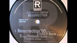 Common Sense - Resurrection (Clean) (1995)
