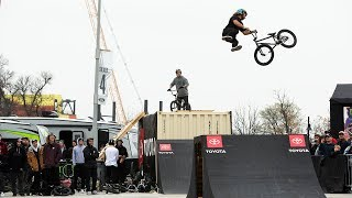 Street Madness in Texas - 2019 Toyota BMX Triple Challenge