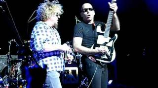 Chickenfoot Live in Dallas- September 21, 2009