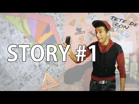REDX - STORY #1 : La lecture القراءة