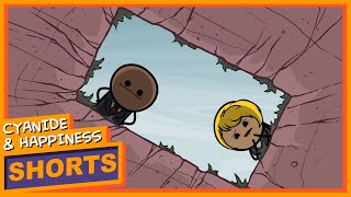 Remains 2 - Cyanide & Happiness Shorts