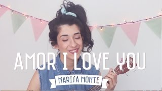 AMOR I LOVE YOU | COVER | BIANCA MALFATTI