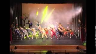 Scuola Progetto Danza IL CERCHIO DELLA VITA (IL RE LEONE) Saggio 2014